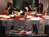 Dohhh UP! InterFM FIVE STARS 新垣里沙 &亀井絵里 THE MOVIE