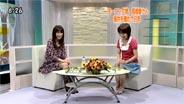 高橋愛 ニュースザウルスふくい 2009/8/19