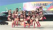 テレビ東京「モーニング娘。アメリカ初上陸ライブ」2009/9/5