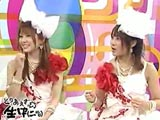 田中れいな・リンリン ニコニコ生放送「とりあえず生中」 2010/2/10