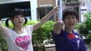 岡井千聖・嗣永桃子 USTREAM「岡井ちゃん、寝る!」 2010/7/17