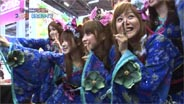 モーニング娘。フランス初上陸ライブ@ジャパンエキスポ2010 96時間密着SP! 2010/8/25