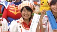 Berryz工房 徳永千奈美 おはスタ 2007/7/4
