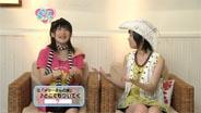 清水佐紀 嗣永桃子 ベリキュー! 2008/7/24